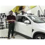 Malone DownLoader J-Style Kayak Carrier Review - 2020 Mitsubishi Outlander Sport