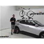 Malone Roof Bike Racks Review - 2020 Nissan Kicks