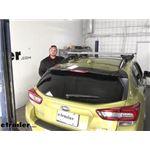 Malone AirFlow2 Universal Roof Rack Installation - 2021 Subaru Crosstrek