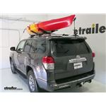 Malone SeaWing Kayak Carrier Review - 2012 Toyota 4Runner