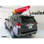 Malone SeaWing Kayak Carrier Review - 2012 Toyota 4Runner