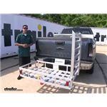 MaxxTow Hitch Cargo Carrier Review - 2013 Chevrolet Silverado