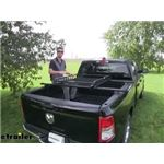 MaxxTow Roof Mounted Cargo Basket Review - 2019 Ram 1500