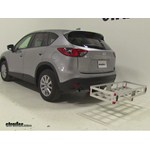 MaxxTow Aluminum Hitch Cargo Carrier Review - 2015 Mazda CX-5