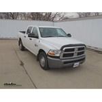 Michelin RainForce Wiper Blades Installation - 2011 Dodge Ram Pickup