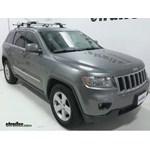 Michelin Stealth Ultra Wiper Blades Installation - 2012 Jeep Grand Cherokee