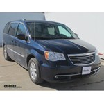 Michelin Stealth Ultra Wiper Blades Installation - 2013 Chrysler Town and Country