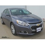 Michelin Stealth Ultra Wiper Blades Installation - 2014 Chevrolet Malibu