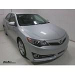 Michelin Stealth Ultra Wiper Blades Installation - 2014 Toyota Camry