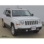 Michelin Stealth Ultra Windshield Wiper Blades Installation - 2013 Jeep Patriot