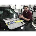 Michelin Stealth Ultra Wiper Blades Installation - 2020 Chevrolet Traverse