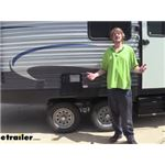 MORryde Tandem Axle Trailer Rubber Equalizers Installation - Travel Trailers