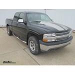 WeatherTech Front and Rear Mud Flap Installation - 2002 Chevrolet Silverado