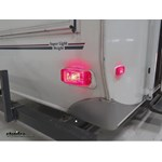 Optronics RV Combination Passenger Side Tail Light Installation