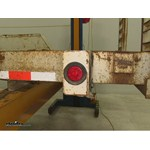Optronics Red Round LED Side Marker Light Installation