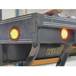 Optronics Amber LED Trailer Side Marker and Clearance Light Installation