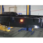 Optronics Square Trailer Clearance Light Installation