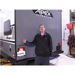 Optronics Low Profile LED RV Tail Light Installation - 2021 Coachmen Apex Ultra-Lite Travel Trailer
