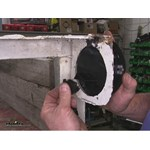 Optronics Right Angle 3-Wire Pigtail Installation