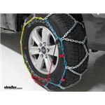 Pewag Brenta-C Square Link Tire Chains Review - 2017 Ford F-150