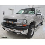 Bully Integrated OEM Tailgate Lock Installation - 2001 Chevrolet Silverado