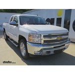 Trailer Wiring Harness Installation - 2013 Chevrolet Silverado