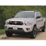 Pop and Lock Tailgate Lock Installation - 2012 Toyota Tacoma