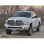 Pop & Lock Power Tailgate Lock Installation - 2009 Dodge Ram Pickup