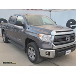 Trailer Brake Controller Installation - 2015 Toyota Tundra