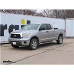Trailer Brake Controller Installation - 2007 Toyota Tundra