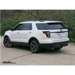 Trailer Brake Controller Installation - 2013 Ford Explorer