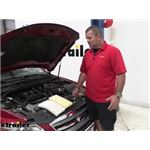 PTC Custom Fit Engine Air Filter Installation - 2012 Ford Taurus