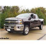 PTC Engine Fuel Filter Installation - 2016 Chevrolet Silverado 2500