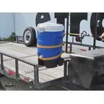 Rackem Beverage Cooler Rack for Trailers Installation