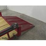 Rackem Double Barrel Trailer Tailgate Assist Installation