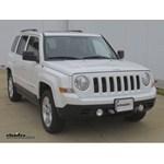 Rain-X Latitude Wiper Blades Installation - 2013 Jeep Patriot
