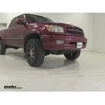 Rain-X Latitude Wiper Blades Installation - 2002 Toyota Tundra