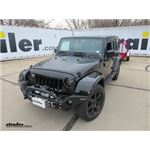 Rampage Custom Towing Mirrors Review - 2014 Jeep Wrangler Unlimited