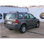 Rear View Safety Backup Camera System Installation - 2005 Ford Escape