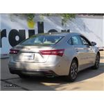 Rear View Safety Blind Spot Sensor System Installation - 2018 Toyota Avalon