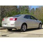 Rear View Safety Wireless Backup Camera System Installation - 2015 Chevrolet Malibu