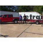 Redarc Tow-Pro Elite Trailer Brake Controller Installation - 2020 Jeep Gladiator