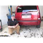 Redarc Tow-Pro Liberty Brake Controller Installation - 2010 Dodge Nitro