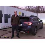 Redarc Tow-Pro Liberty Brake Controller Installation - 2020 Subaru Outback Wagon