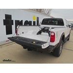 Reese 5th Wheel Under Bed Rail Kit Installation - 2015 Ford F-250