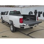 Reese Quick-Install Fifth Wheel Base Rails Installation - 2015 GMC Sierra