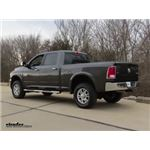 Reese Quick-Install Base Rails and Outboard Kit Installation - 2016 Ram 2500