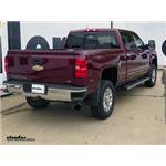 Fifth Wheel Installation - 2016 Chevrolet Silverado 2500