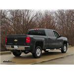 Reese Quick-Install 5th Wheel Base Rails Installation - 2017 Chevrolet Silverado 2500