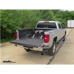 Reese Quick-Install 5th Wheel Base Rails Kit Installation - 2018 Chevrolet Silverado 3500